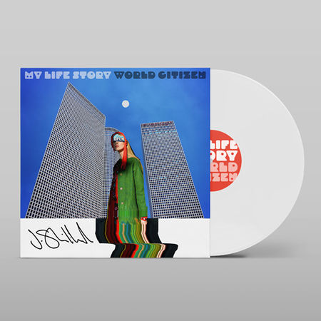 My Life Story: World Citizen: Signed Limited Edition White Vinyl