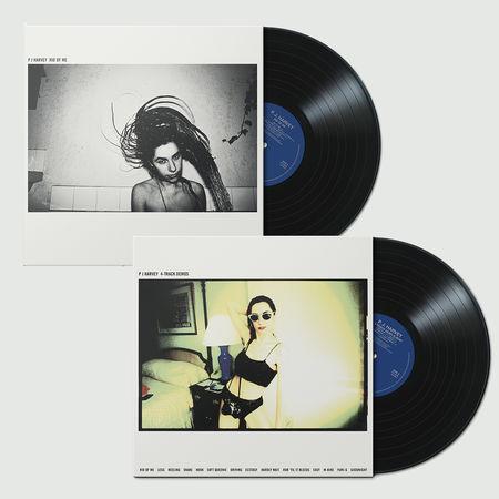 PJ Harvey: Rid Of Me + 4-Track Demos: Album Bundle