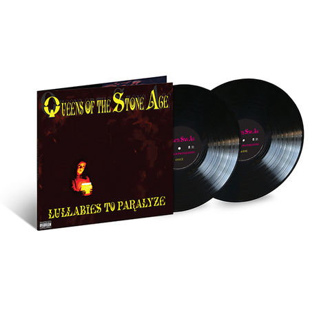 Queens Of The Stone Age: Lullabies To Paralyze: Deluxe Reissue