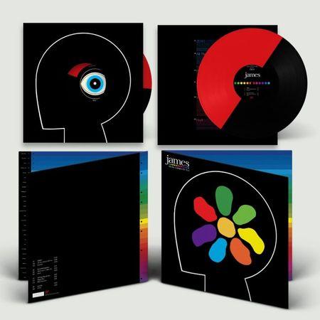 James: All The Colours Of You: Limited Edition Double Split Colour Vinyl