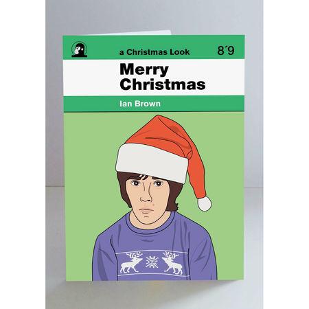 Ian Brown: Ian Brown Christmas Card