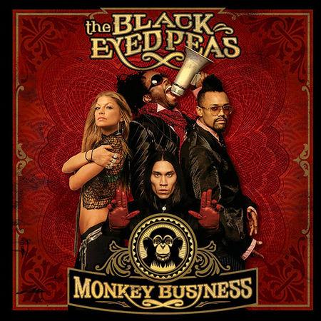 Black Eyed Peas: Monkey Business