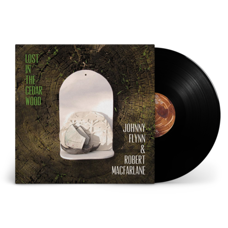 Johnny Flynn: Lost in the Cedar Wood: Black Vinyl LP, Poster + Signed Art Card