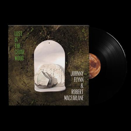 Johnny Flynn: Lost in the Cedar Wood: Black Vinyl LP, Poster + Signed Art Card