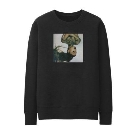 Ariana Grande: THANK U, NEXT COVER CREWNECK - S