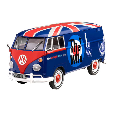 The Who: The 'Magic Bus' Model Kit