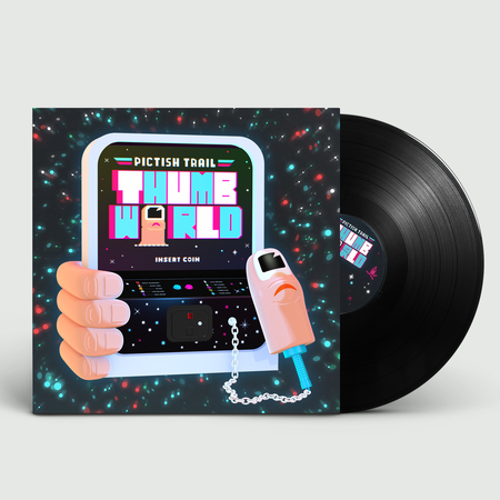 Pictish Trail: Thumb World: Exclusive Signed Vinyl