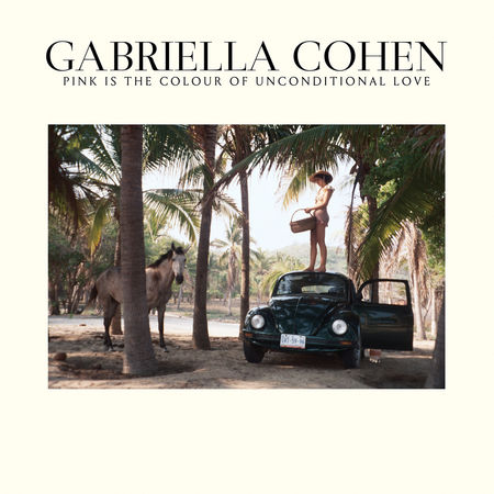 Gabriella Cohen: Pink Is The Colour of Unconditional Love