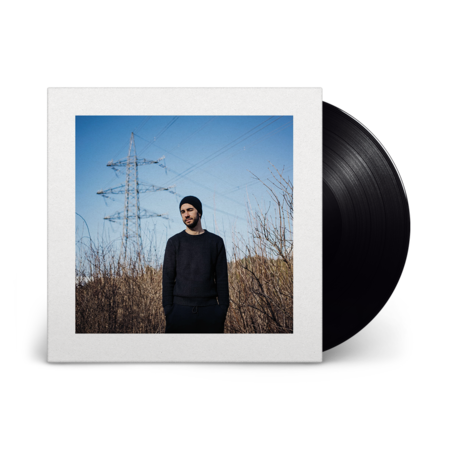 Manu Delago: Environ Me: Black Vinyl LP