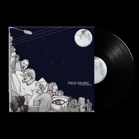 Field Music: Flat White Moon: Signed Black Vinyl