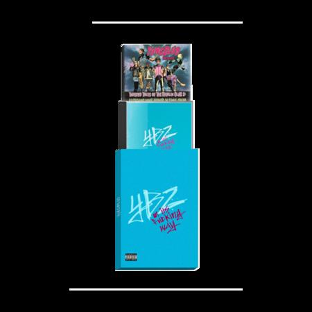 Yungblud: YB2 Album + Graphic Novel Bundle