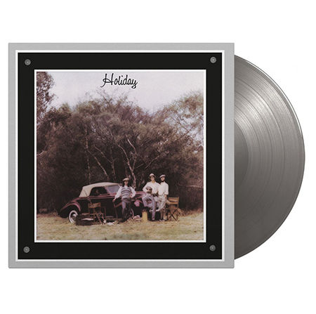 America: Holiday: Limited Edition Silver Vinyl