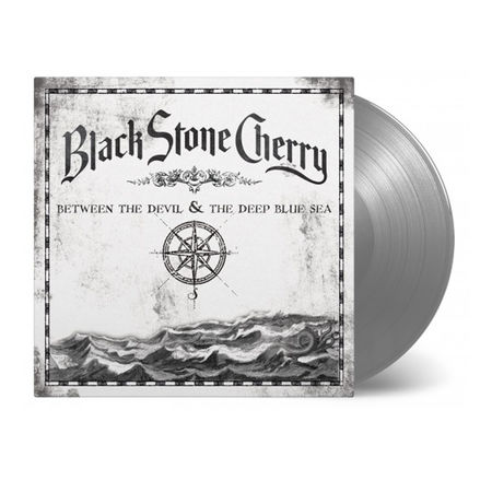 Black Stone Cherry: Between The Devil and The Deep Blue Sea: Limited Edition Silver Vinyl