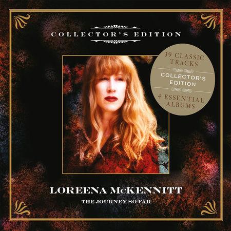 Loreena McKennitt: The Journey So Far: The Best Of (4CD)