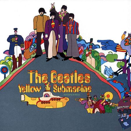 The Beatles: Yellow Submarine (Stereo 180 Gram Vinyl)