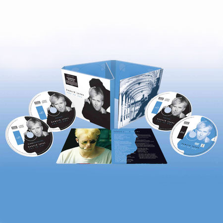 Howard Jones: One To One: Expanded Deluxe Edition 3CD + DVD