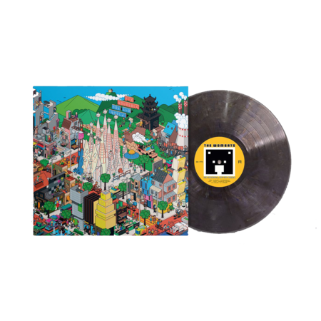 The Wombats: FIX YOURSELF, NOT THE WORLD: Eco-mix Vinyl Lp