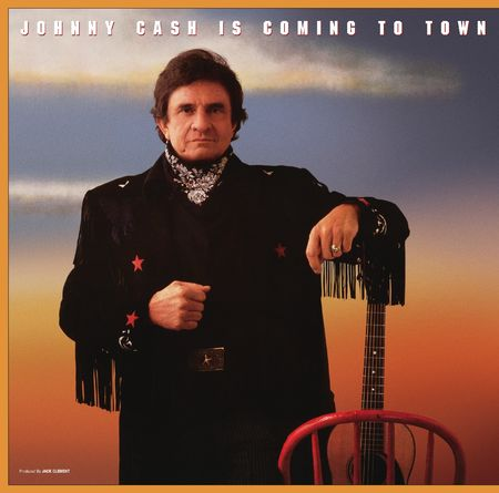 Johnny Cash: Johnny Cash Is Coming To Town