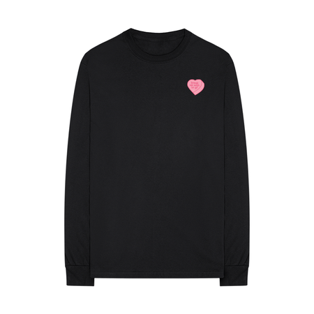 Ariana Grande: break up with your gf longsleeve ii - M