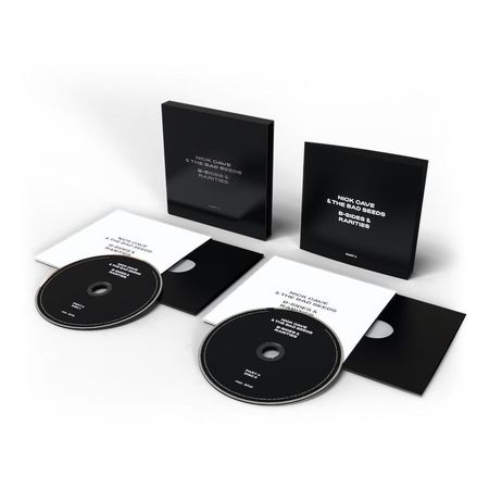 Nick Cave & The Bad Seeds: B-Sides & Rarities: Part II: Deluxe 2CD Rigid Slipcase