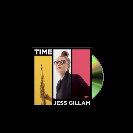 Jess Gillam : Time Signed CD