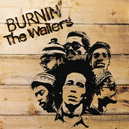 Bob Marley: Burnin (LP)