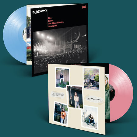 Blossoms: SIGNED COLOURED DOUBLE LP