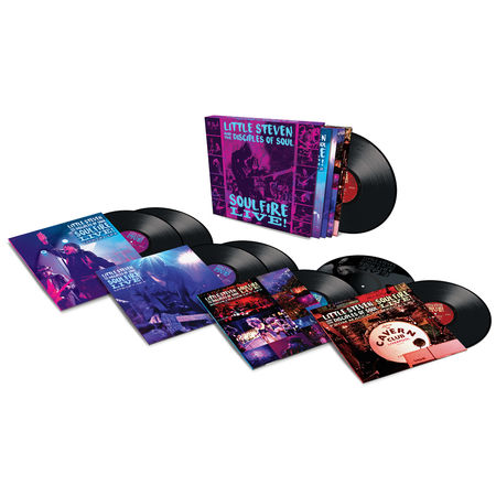 Little Steven: Soulfire Live (Vinyl Boxed Set 7LP)