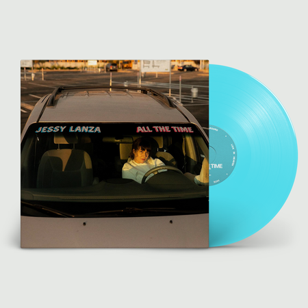 Jessy Lanza: All The Time: Limited Edition Turquoise Vinyl