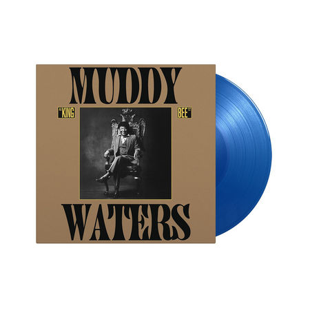 Muddy Waters: King Bee: Limited Edition Solid Blue Vinyl
