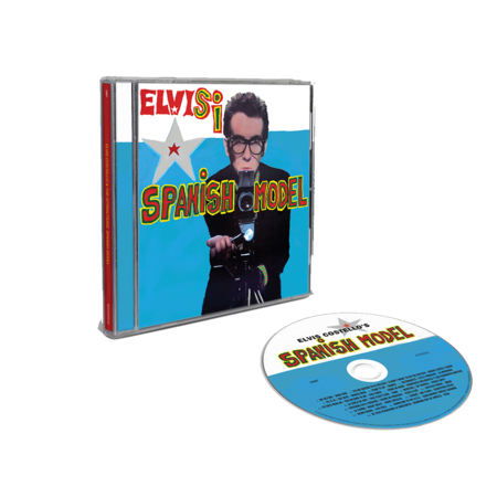 Elvis Costello & The Attractions: Spanish Model: CD