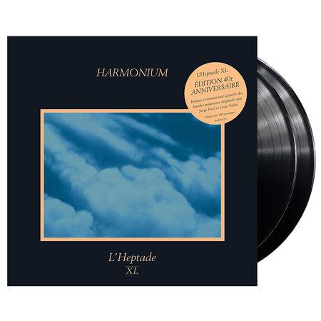 Harmonium: L'heptade (2LP)