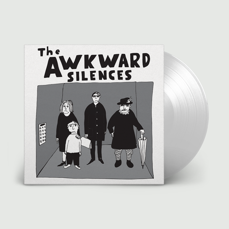 The Awkward Silences: The Awkward Silences: Exclusive Signed Clear Vinyl