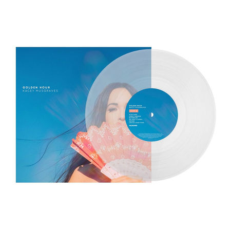 Kacey Musgraves: Golden Hour: Clear Vinyl LP