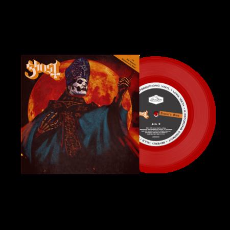 Ghost: Hunter's Moon: Exclusive Opaque Red Vinyl 7