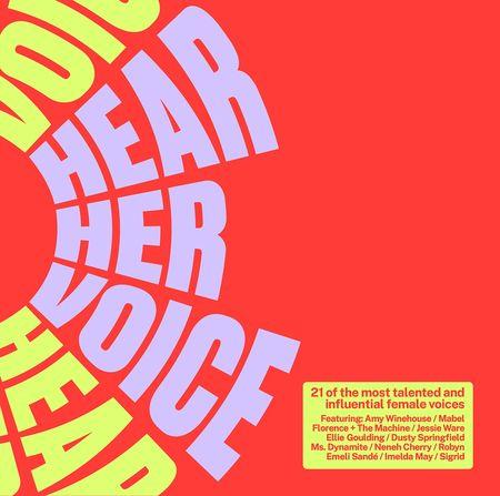 Various Artists: Hear Her Voice: CD