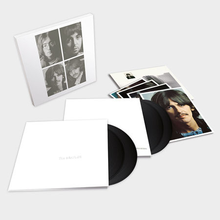 The Beatles: The Beatles (White Album) (4LP)