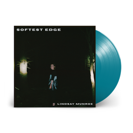Lindsay Munroe: Softest Edge: Recordstore Exclusive Signed Turquoise 7
