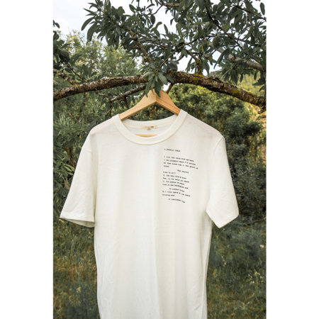 Ben Howard: NOONDAY DREAM POEM TEE