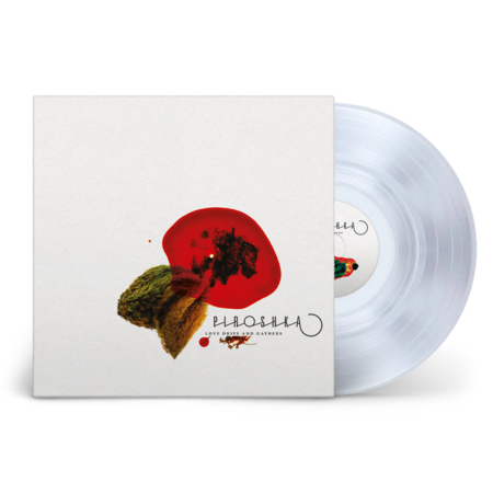 Piroshka: Love Drips & Gathers: Limited Edition Clear Vinyl LP + Signed Art Card