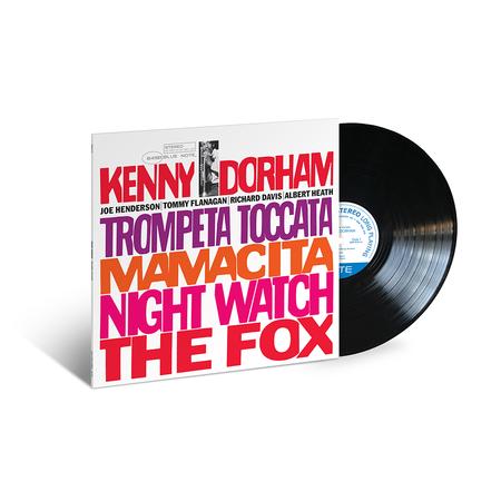Kenny Dorham: Trompeta Toccata LP (Blue Note 80 Vinyl Edition)