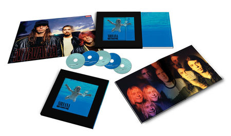 Nirvana: Nevermind (Super Deluxe Edition) (4 CD + DVD)