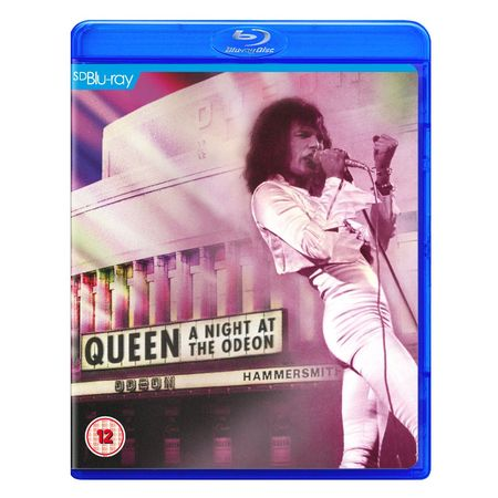 Queen: A Night At The Odeon - Hammersmith 1975 (Blu-ray)