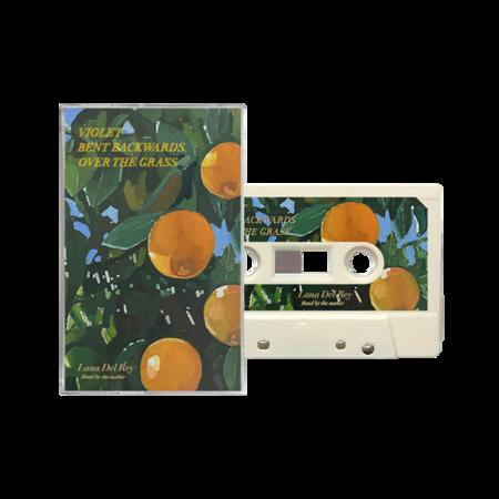 Lana Del Rey: Violet Bent Backwards Over The Grass Cassette