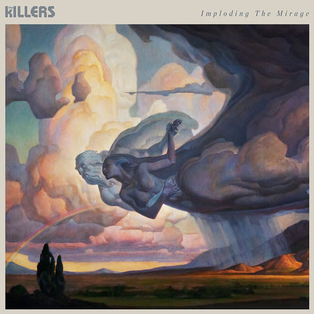 The Killers: Imploding The Mirage (LP)