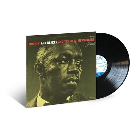 Art Blakey & The Jazz Messengers: Moanin' (Blue Note Classic Vinyl Edition)