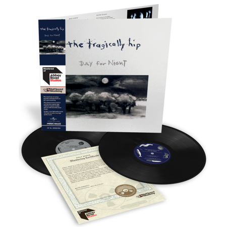 The Tragically Hip: Day For Night (2 LP Anniversary Half-Speed Master)