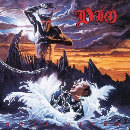 Dio: Holy Diver: Vinyl LP