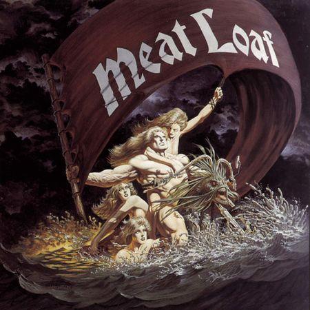 Meatloaf: Dead Ringer: Vinyl LP