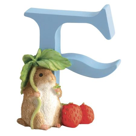 Peter Rabbit: Alphabet Letter F - Timmy Willie